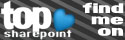 Find Me On Top SharePoint Sites