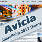 Avicia Theme for SharePoint 2013