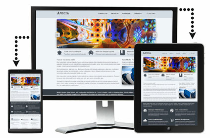 Avicia theme for sharepoint 2013 best sharepoint design for Sharepoint responsive template