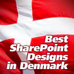 Best SharePoint Designs in Denmark