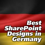 Best SharePoint Designs in Germany