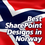 Best SharePoint Designs in Norway