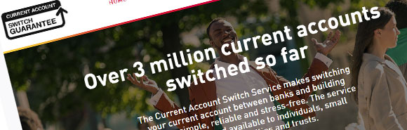 Current Account Switch