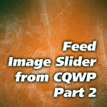 Feed Image Slider from Content Query Web Part #2