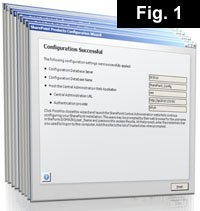Figure 1 - Automating Your SharePoint 2010 Installation