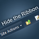 Hide the Ribbon from Anonymous Users on SharePoint 2010 sites