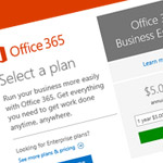 New Office 365 Plans Announced