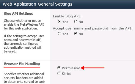 Open PDFs in SharePoint 2010