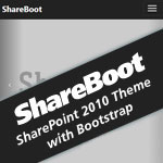 ShareBoot for SharePoint 2010