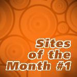 Sites of the Month #1